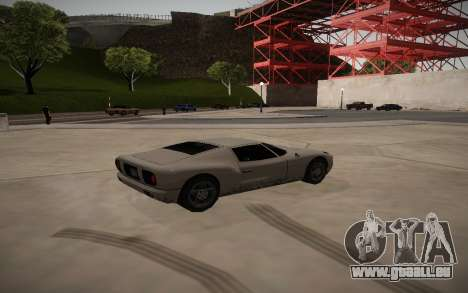 ENB für Mittel-PC für GTA San Andreas dritten Screenshot