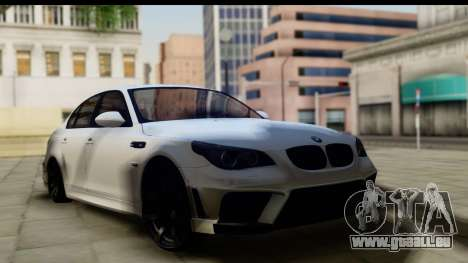 BMW M5 E60 pour GTA San Andreas