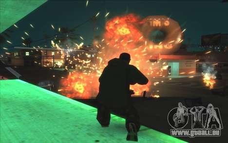 Angenehme ColorMod für GTA San Andreas