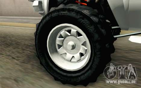 Technical from GTA 5 für GTA San Andreas zurück linke Ansicht