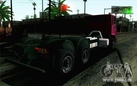 DFT-30 New pour GTA San Andreas laissé vue