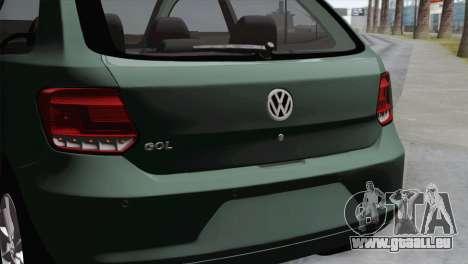 Volkswagen Golf Trend pour GTA San Andreas vue de droite