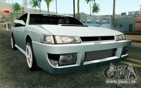 Sultan Lan Evo für GTA San Andreas