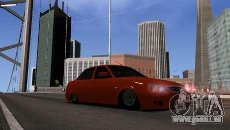 ENB pour les moyennes PC pour GTA San Andreas