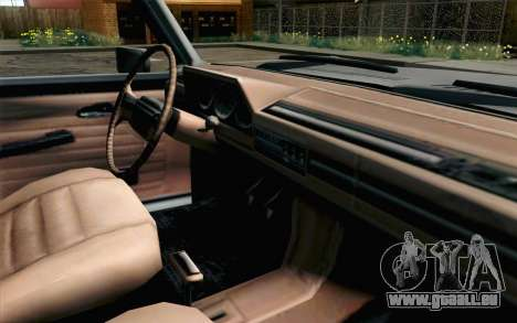 Pickup from Alan Wake pour GTA San Andreas vue de droite