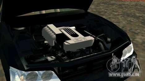 Nissan Laurel GC35 Kouki pour GTA San Andreas vue de droite