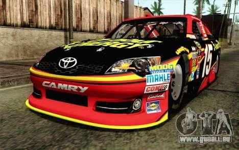 NASCAR Toyota Camry 2012 Short Track für GTA San Andreas