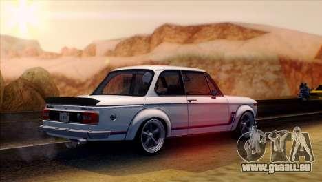 Pierce The Veil ENB für GTA San Andreas dritten Screenshot