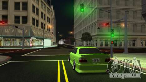 Toyota Chaser Tourer V für GTA San Andreas linke Ansicht
