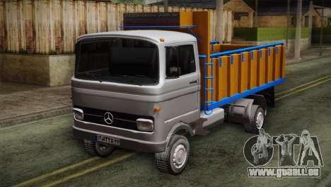 Mercedes-Benz Khavar pour GTA San Andreas