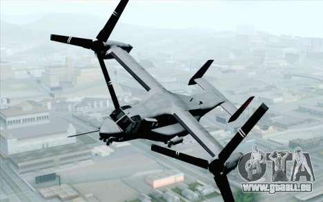 MV-22 Osprey VMM-265 Dragons für GTA San Andreas