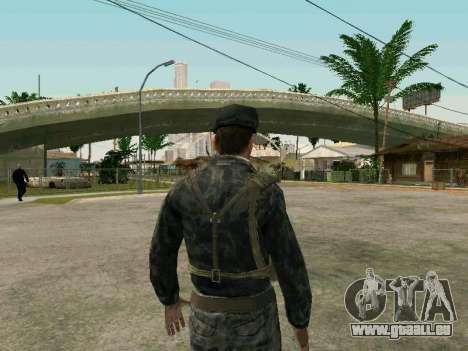 Cine des forces spéciales de l'URSS pour GTA San Andreas troisième écran