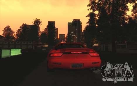 Angenehme ColorMod für GTA San Andreas dritten Screenshot
