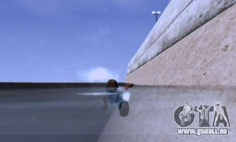 ENB Series EvoGraphics v 1.0 pour GTA San Andreas cinquième écran