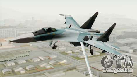 Sukhoi SU-27 PMC Reaper Squadron für GTA San Andreas