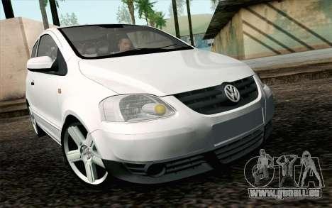 Volkswagen Fox pour GTA San Andreas