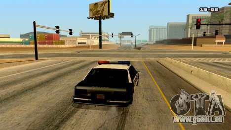 ColorMod by PhenomX3M v.3 für GTA San Andreas achten Screenshot