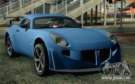 Pontiac Solstice für GTA San Andreas