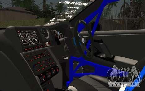 Nissan GT-R 2014 RocketBunny für GTA San Andreas rechten Ansicht