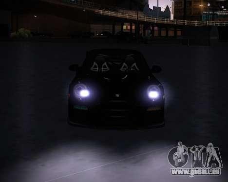 Extreme ENBSeries für GTA San Andreas dritten Screenshot