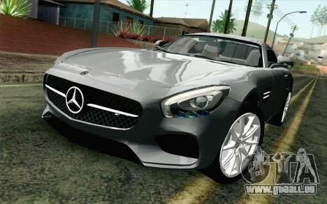 Mercedes-Benz AMG GT 2015 für GTA San Andreas