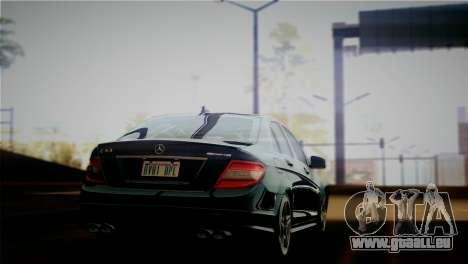 Horizontal ENB 0.076 Medium v1.0 für GTA San Andreas fünften Screenshot