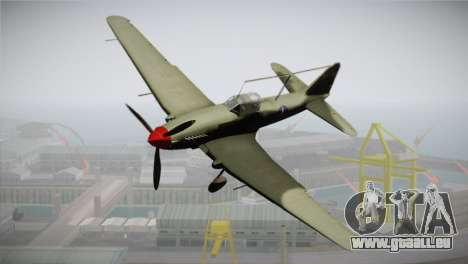 ИЛ-10 United States Air Force pour GTA San Andreas
