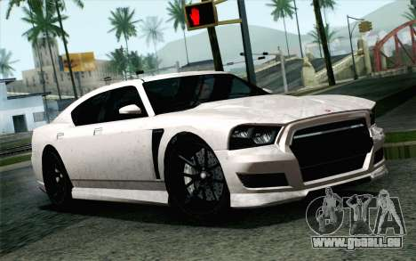 GTA 5 Bravado Buffalo S v2 IVF für GTA San Andreas