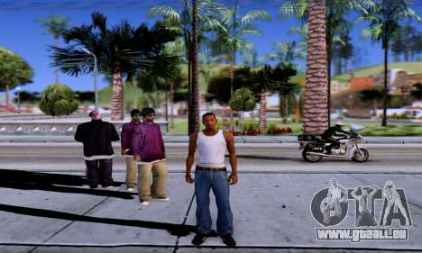 ENB Series EvoGraphics v 1.0 für GTA San Andreas sechsten Screenshot