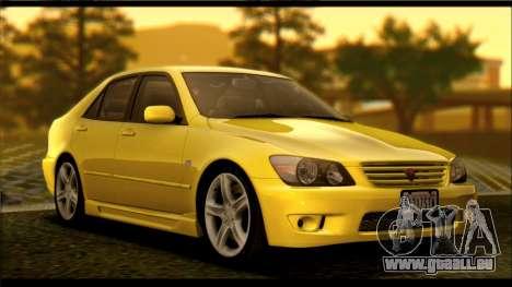 Pavanjit ENB v2 für GTA San Andreas fünften Screenshot