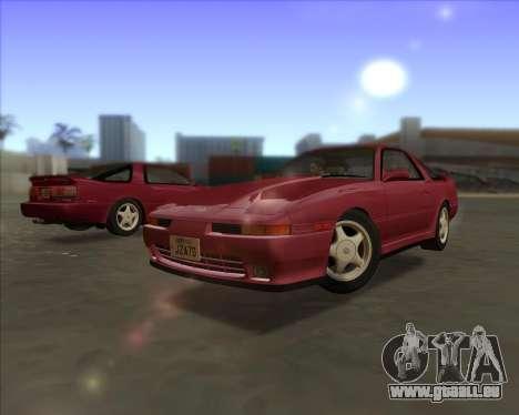 Toyota Supra 2.0GT MK3 pour GTA San Andreas