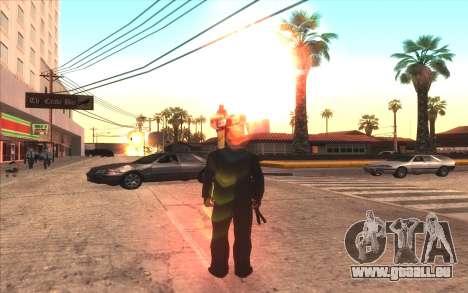 Angenehme ColorMod für GTA San Andreas zweiten Screenshot