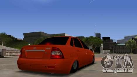 ENB pour les moyennes PC pour GTA San Andreas cinquième écran