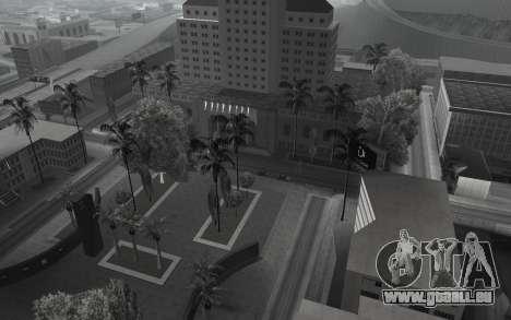 Noir-et-blanc ColorMod pour GTA San Andreas deuxième écran