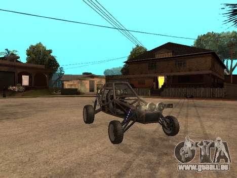 Strobe-Leuchten v3 für GTA San Andreas dritten Screenshot