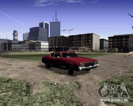 Medium ENBseries v1.0 pour GTA San Andreas deuxième écran