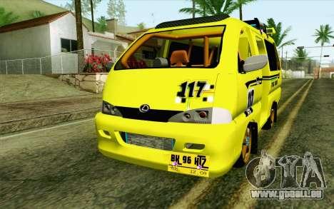 Daihatsu Espass Angkot YRT für GTA San Andreas