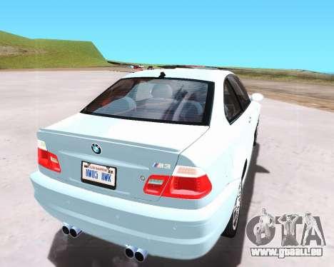 ENB plus für GTA San Andreas dritten Screenshot