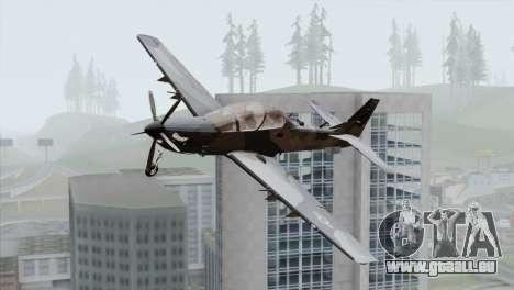 Embraer A-29B Super Tucano Marines für GTA San Andreas