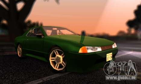 Elegy I Love GS v1.0 für GTA San Andreas