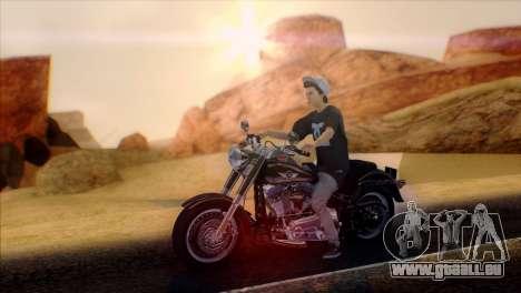 Pierce The Veil ENB pour GTA San Andreas cinquième écran