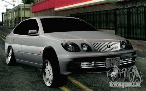 Lexus GS 300 pour GTA San Andreas
