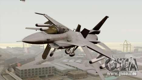 F-16C Block 52 pour GTA San Andreas