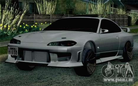 Nissan Silvia S15 SuperHero für GTA San Andreas