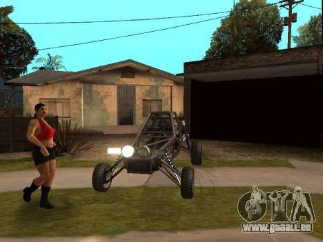 Strobe-Leuchten v3 für GTA San Andreas zweiten Screenshot
