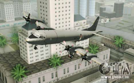 Lockheed P-3 Orion German Navy pour GTA San Andreas
