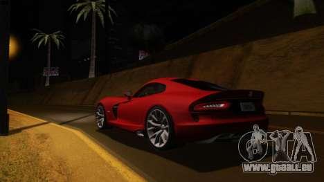 ENB Sunreal pour GTA San Andreas deuxième écran