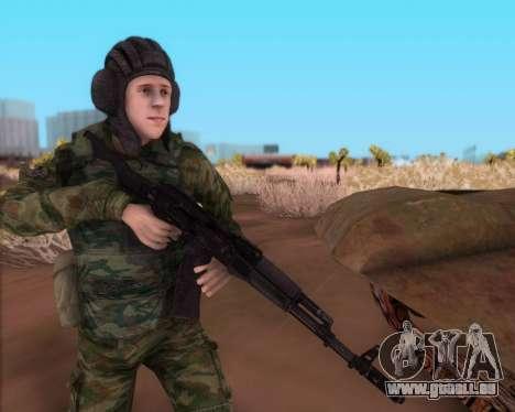 La Kalachnikov AK-74M pour GTA San Andreas