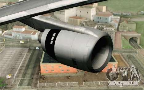 Lookheed L-1011 Iberia pour GTA San Andreas vue de droite