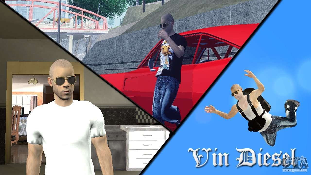 quand san andreas rencontre fast and furious